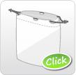 Plastic Draw Core Bag