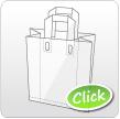 PLASTIC LOOP CARRIER BAG